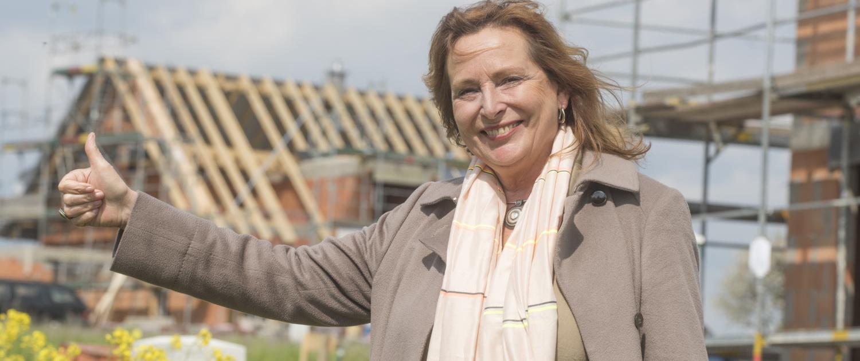 Erika Englitz ist Immobilienmaklerin mit Herz und Verstand